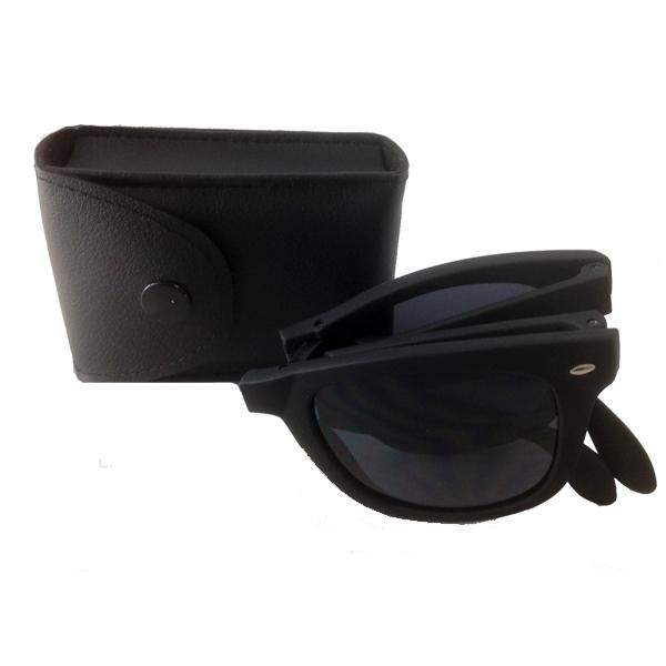 76fcdeeed1d1 Folde solbrille i wayfarer design - Design nr. s3192 i Wayfarer ...