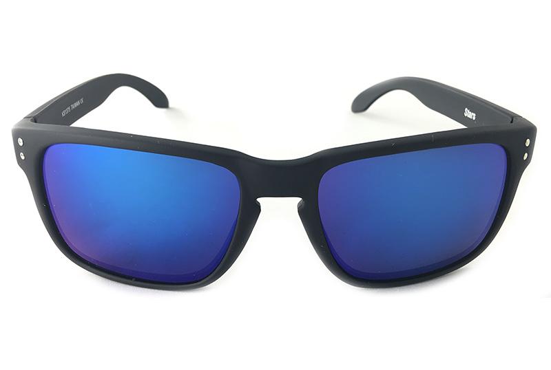 Norges billigste solbriller Maskulin solbrille i mat stel
