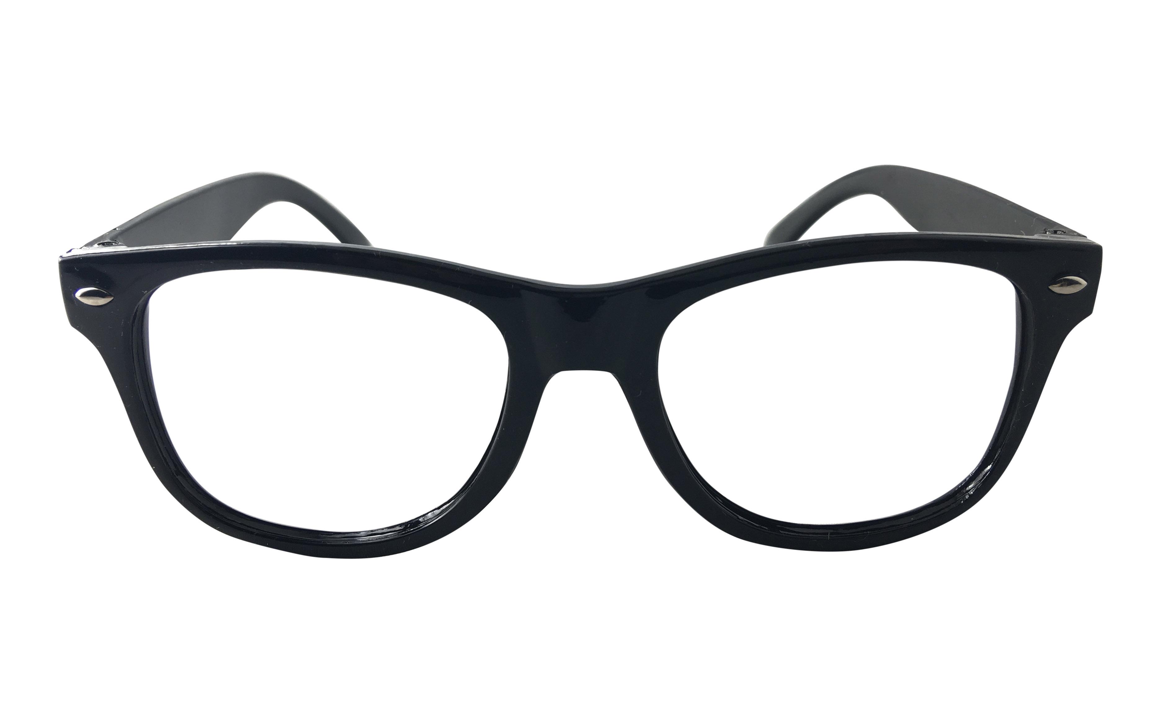 e6ae1d9bf3ac Børne wayfarer brille UDEN GLAS - Design nr. s3293 i Sjove ...