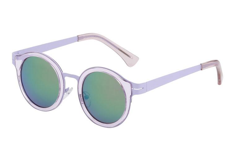 Norges billigste solbriller Flot pastelfarvet solbrille