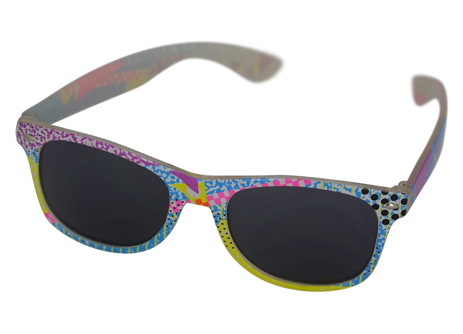 122b1b0d52cb Multifarvet wayfarer solbrille - Design nr. s1146 i Wayfarer solbriller