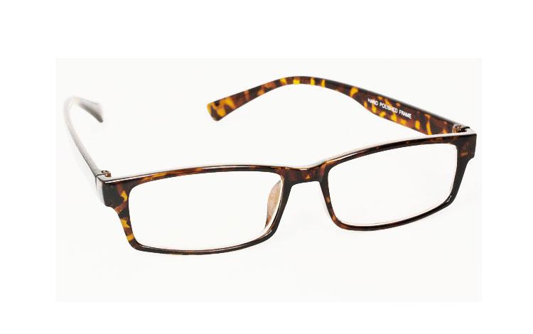 7bce78da4654 Skildpaddebrun brille uden styrke - Design nr. s3013 i Briller uden ...