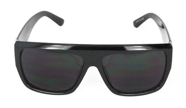 Sort robust mande solbrille Design nr. s3085 i Solbriller mænd
