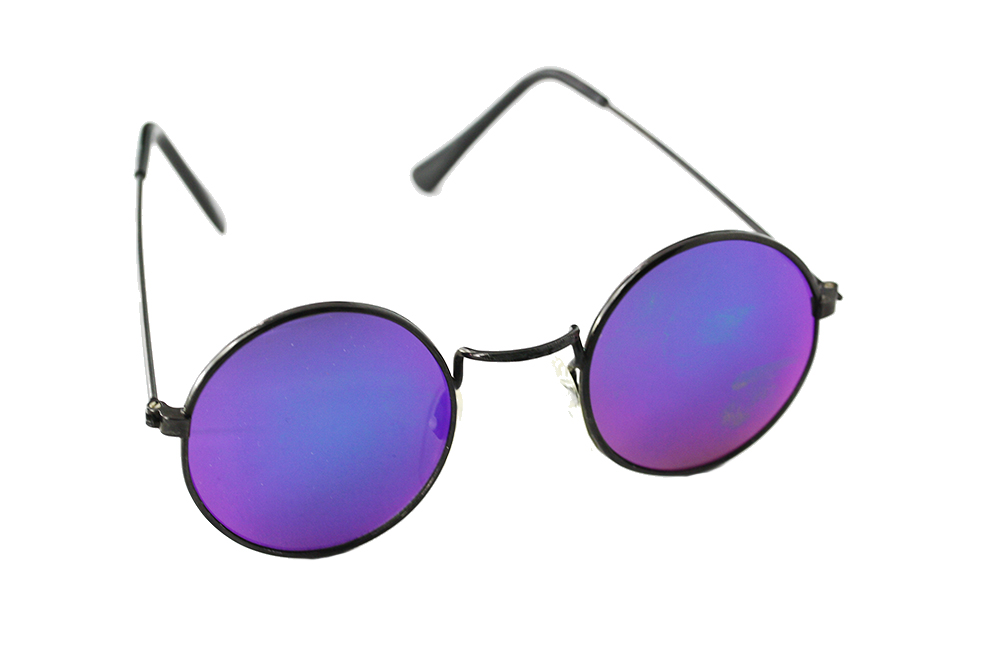efc06cd4b0e9 Billig Rund solbrille med multiglas - Norges billigste solbriller. Runde  solbriller. Metal ...