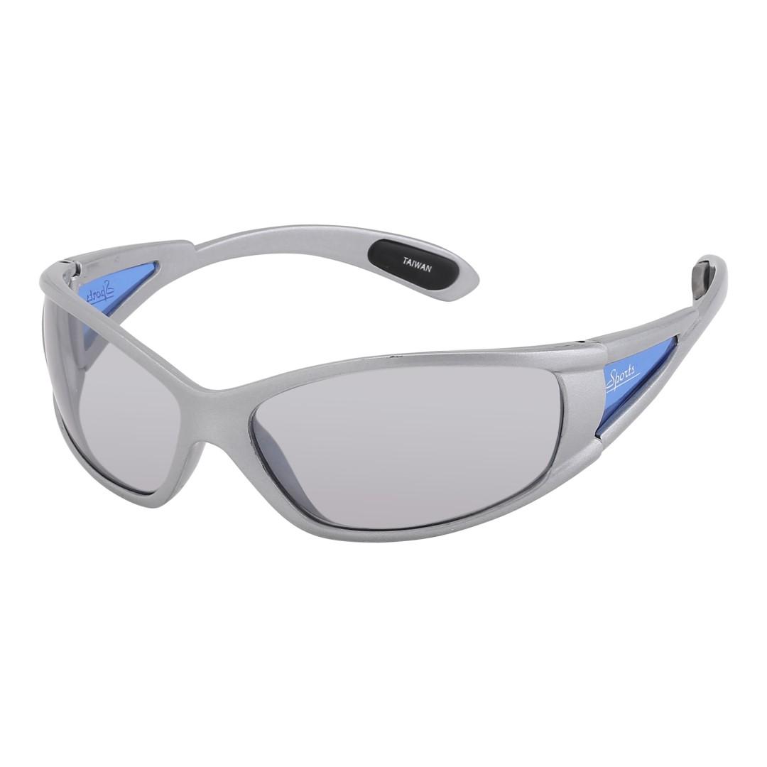 e604787879c0 Billig Sportsbrille med lyse glas - Norges billigste solbriller. Lysgrå  sports   løbe ...