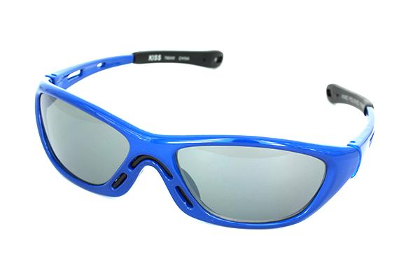 Løbe eller motionsbrille i blå Design nr. s648 i Sports