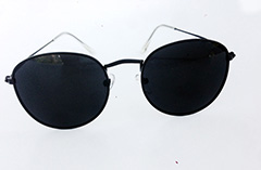 Stor rund solbrille i rayban look - Design nr. 3215