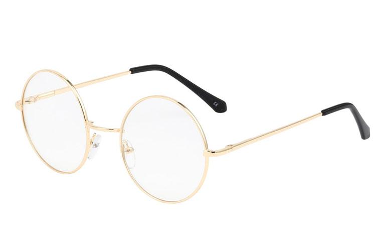 4edfea5edd41 Runde solbriller i mange slags. Lennon klar eller solbrille. Køb her.