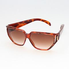 0a3c98bf6fe3 Tilbud. (NU KUN 39.- SPAR 50 %) Skildpadde solbrille med blomster - Design