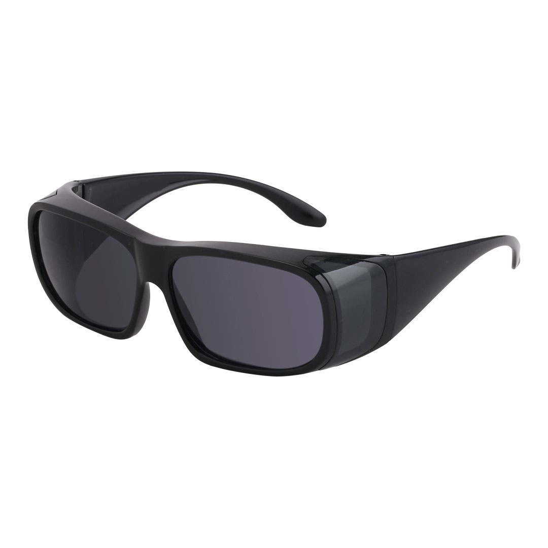 Stor fit-over solbrille. Passer over dine briller - Design nr. s3337