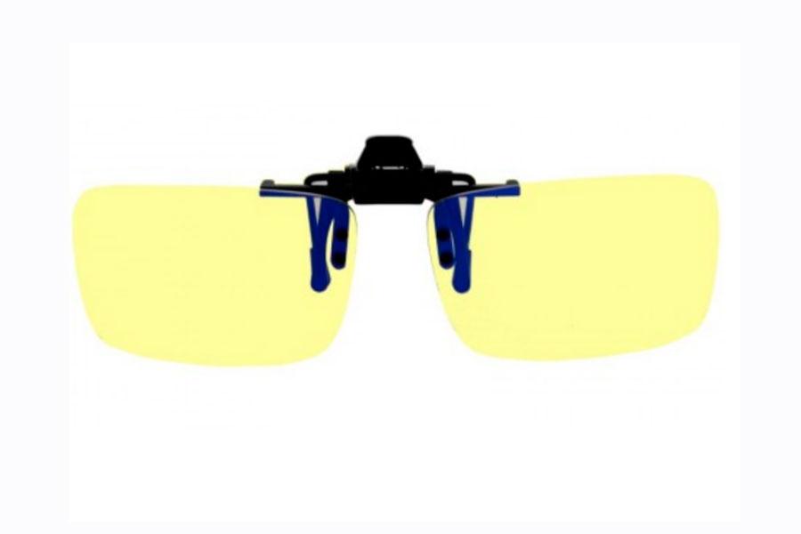 6642fe167bd9 Clip-on skærmbrille med klud og etui - Design nr. 3712