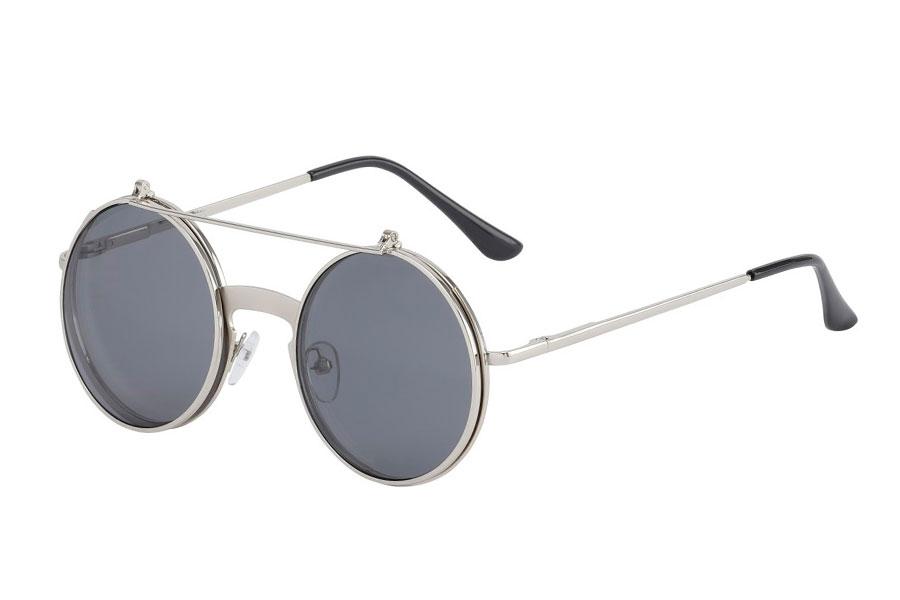 b8ed657dddcc Flip up Solbriller. Briller med klart glas med solbriller ovenpå
