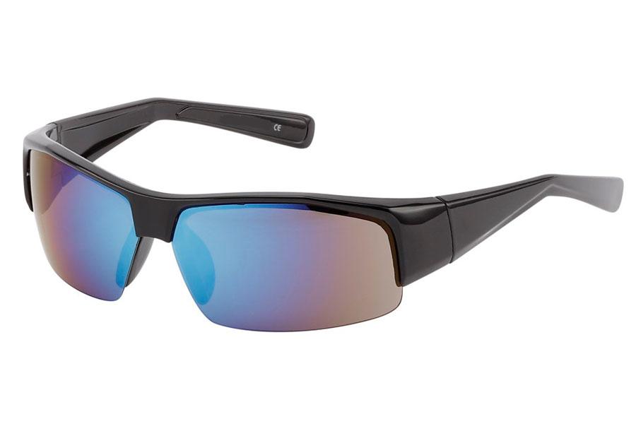 31ba11c8cf16 Stor maskulin solbrille i hurtigbrille   sports design. - Design nr. 3833