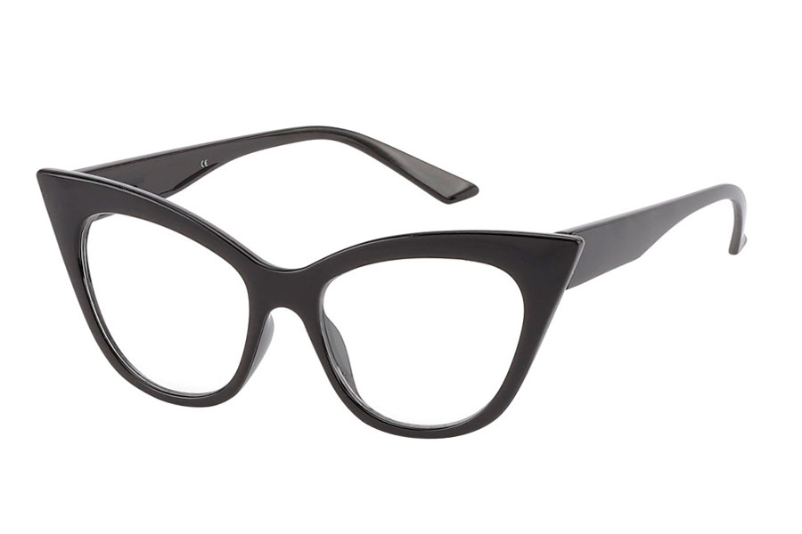 Cateye brille - Design nr. 3838