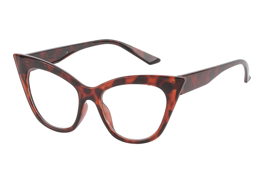 Cateye brille - Design nr. 3839