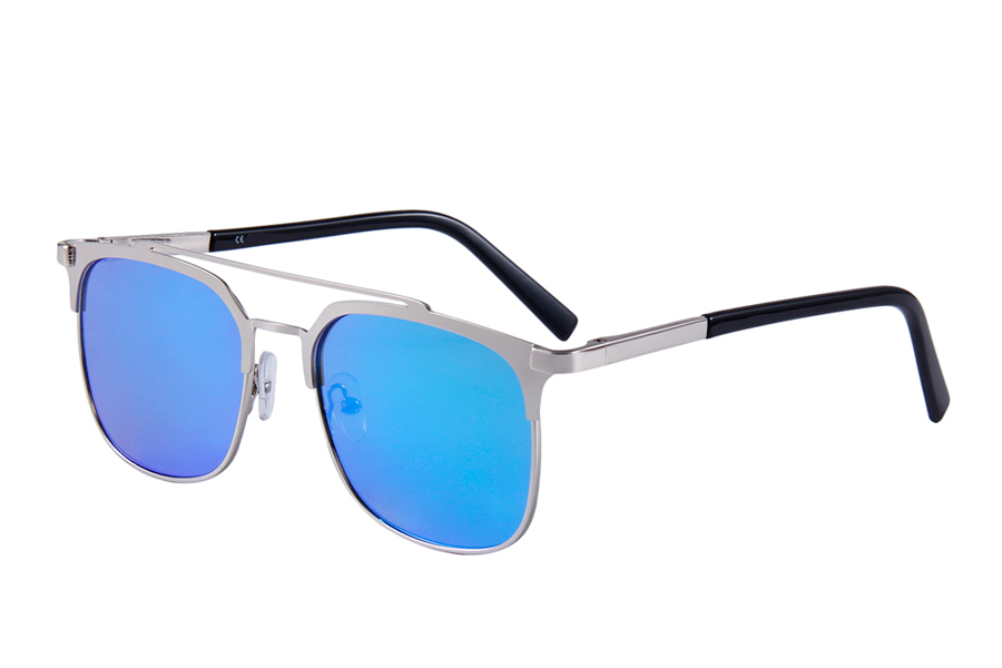 42fb0647e41 Blå solbriller - ShopSolbriller.dk