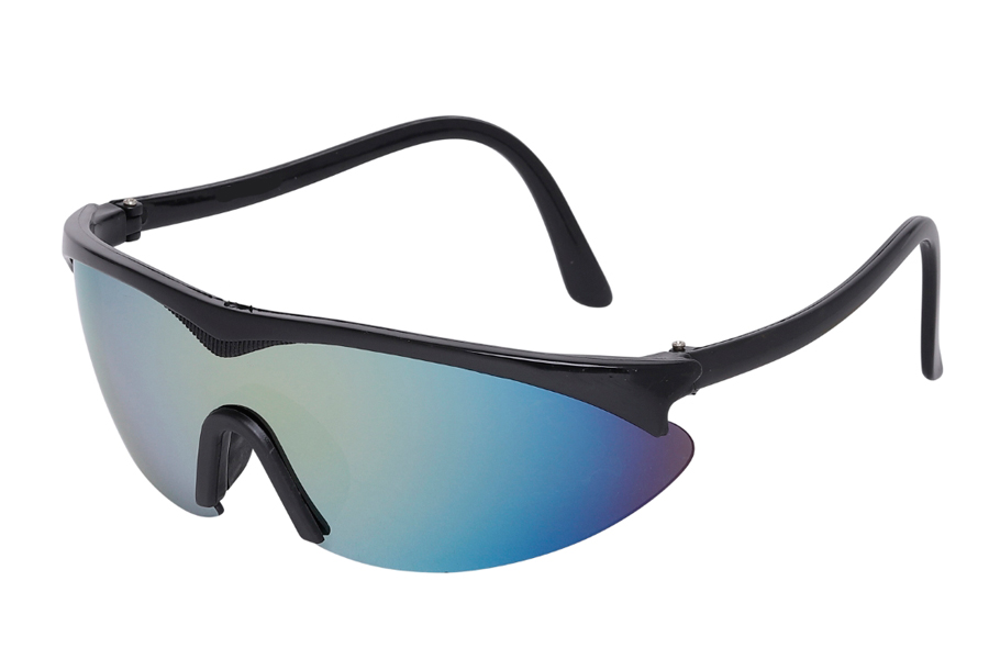 Cykel / sports brille i retro design. - Design nr. s3987
