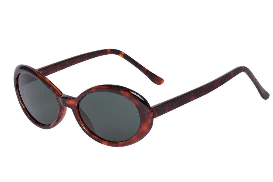 9a1bdbd62 Ovale solbriller er en af de mest moderigtige stel former for tiden